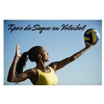 tipos de saque de voleibol