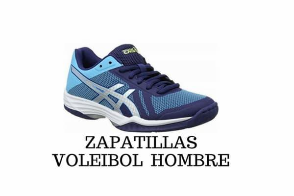 zapato voleibol hombre