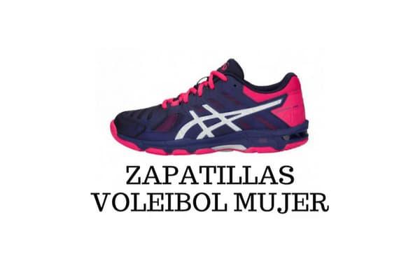 zapatillas voleibol mujer