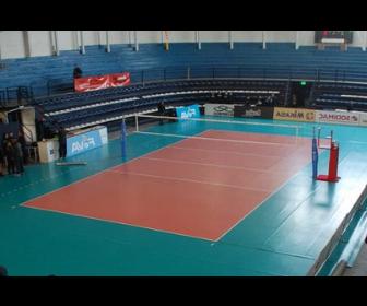 medidas de la cancha del voleibol