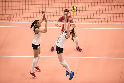 posiciones en el voleibol